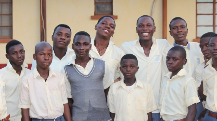Government Secondary School Otukpo Project (GSSO)