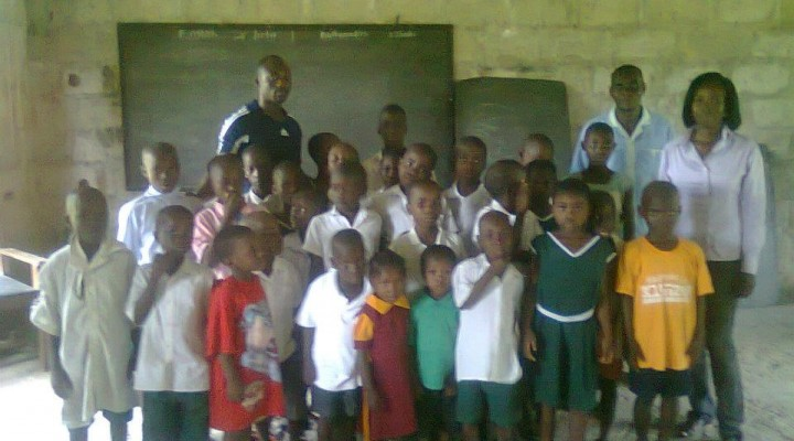 Sabatoru Primary School Project