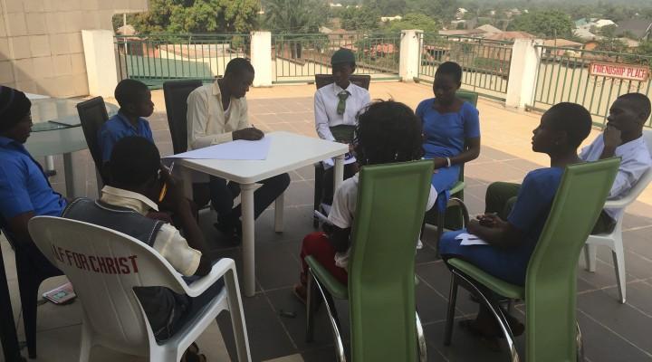 Youth development summits